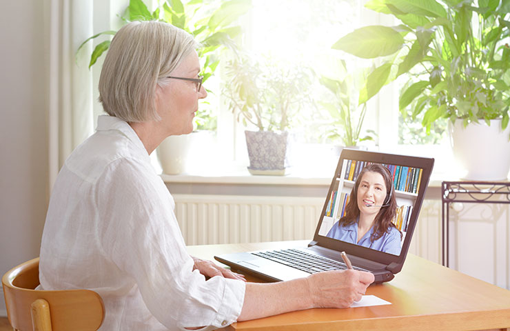 Telepsychiatry for Nursing Homes